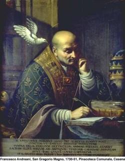 sveti Gregor I. Veliki - papež