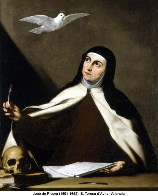 St. Teresa of Avila, Reformer of the Carmelites