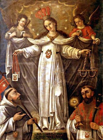 Marija rešiteljica jetnikov
