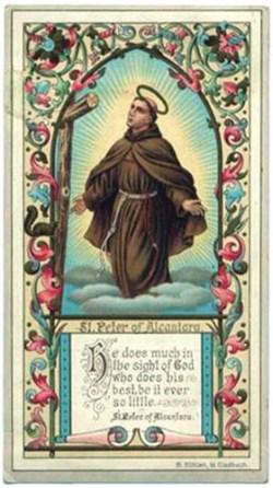 Peter iz Alcantare