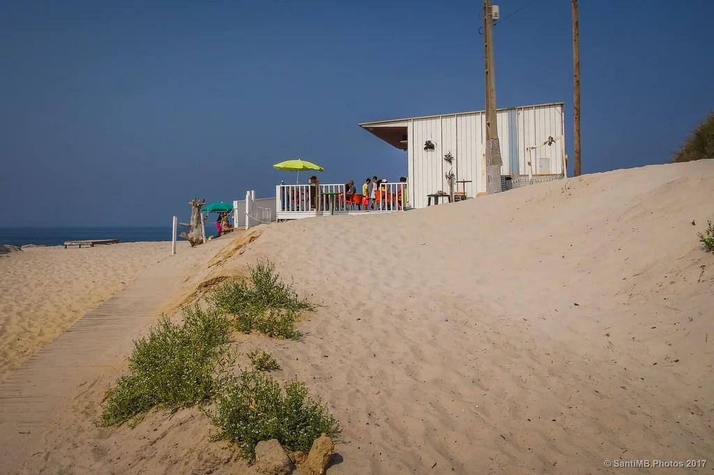 El bar del arenal