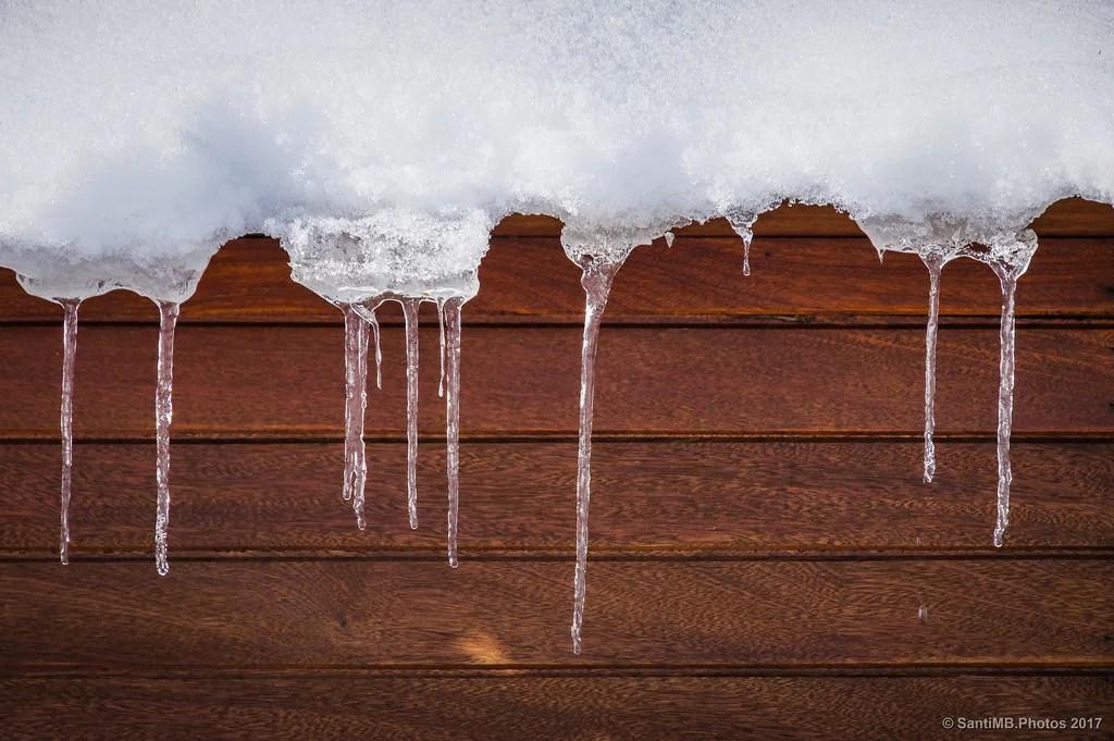 Colmillos de hielo