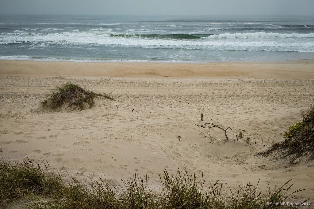 Sucesión de olas
