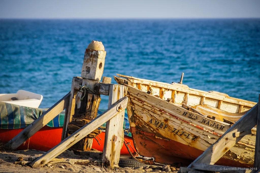 La vieja barca
