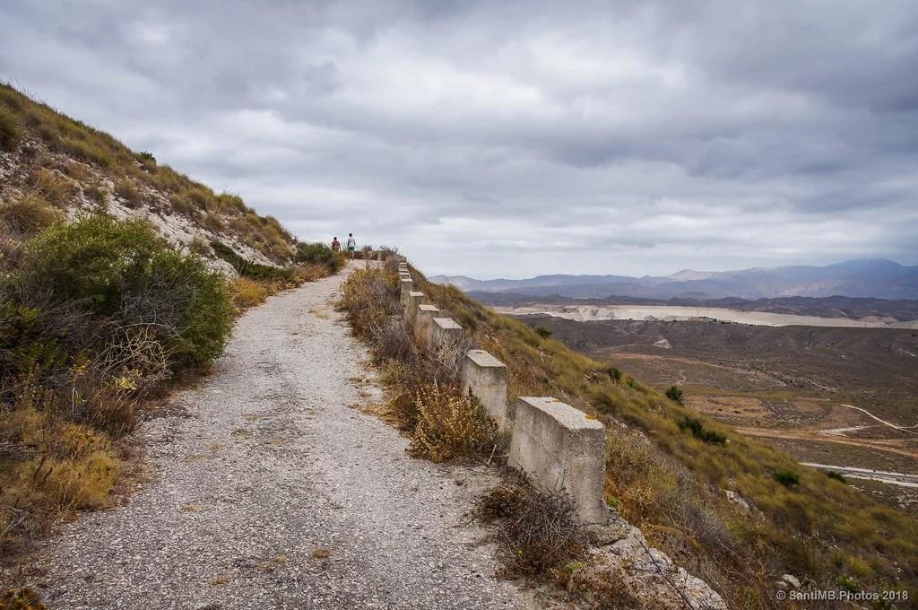 La carretera del faro