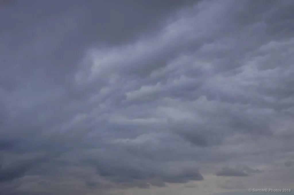 ¿Pero va a llover?