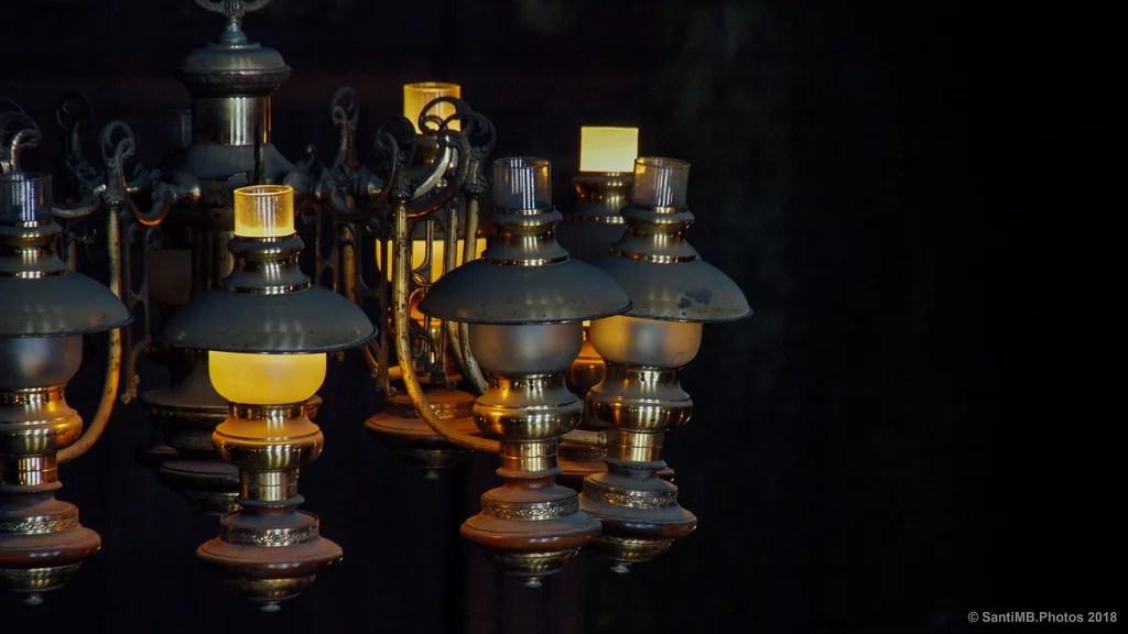 La tenue luz del saloon