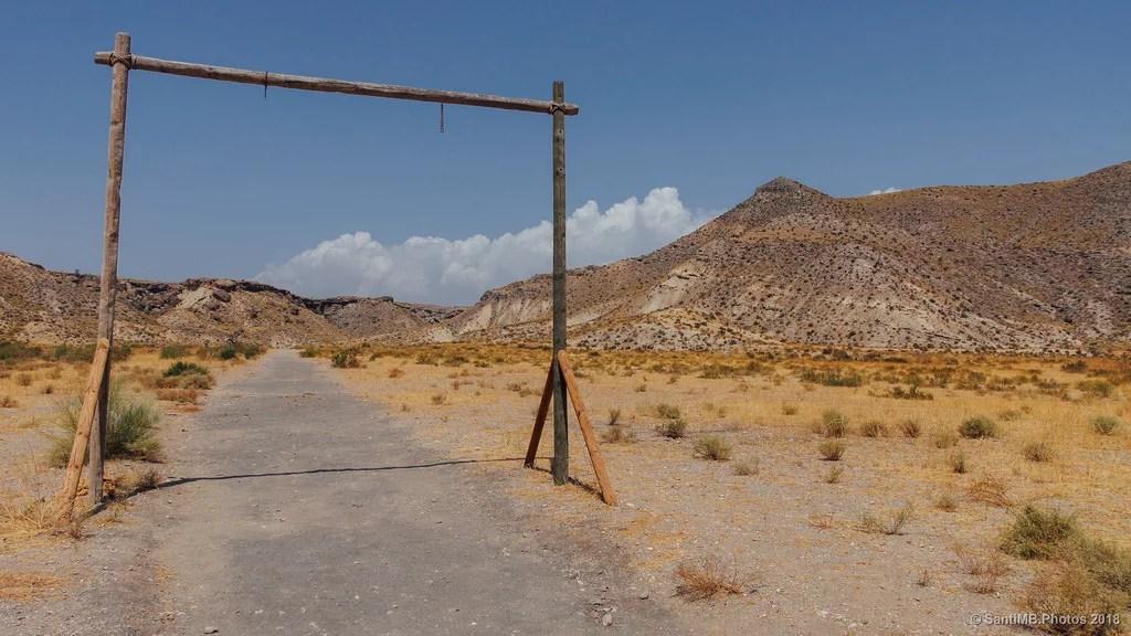 El camino al desierto
