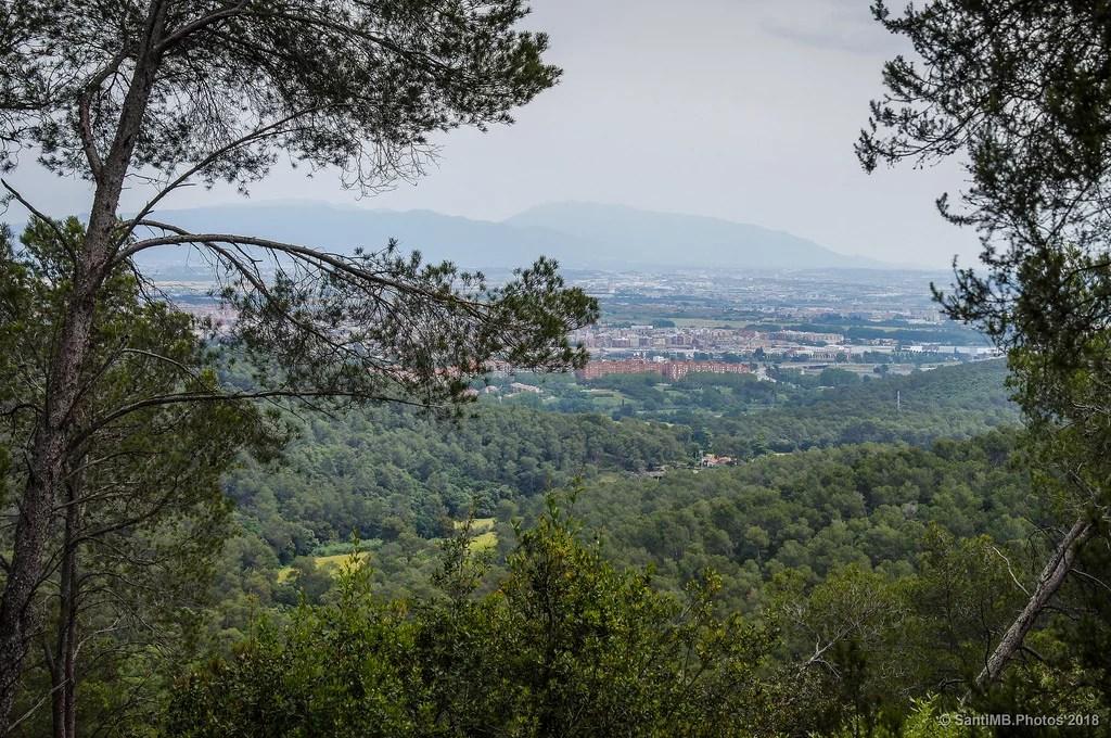 Vistas del Montseny