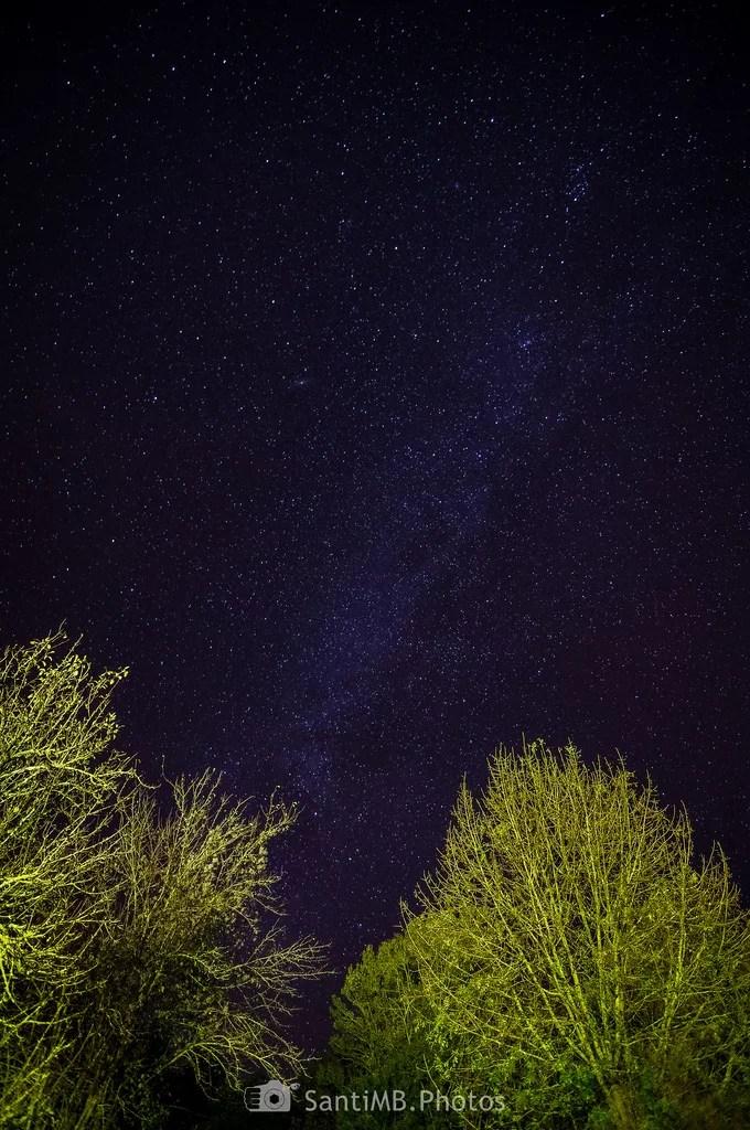Chorro de estrellas