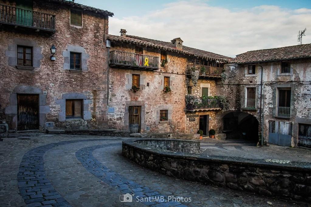 La plaça de Sant Privat