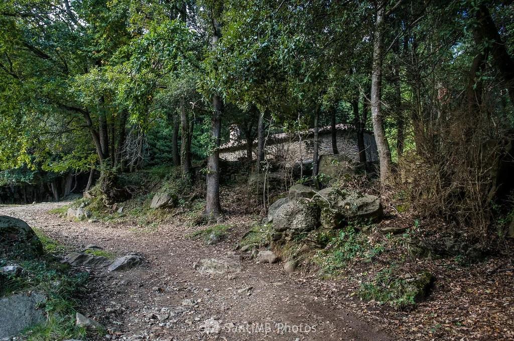 Una ermita escondida