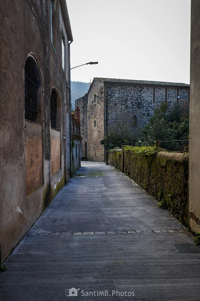 El carrer Juvinyà