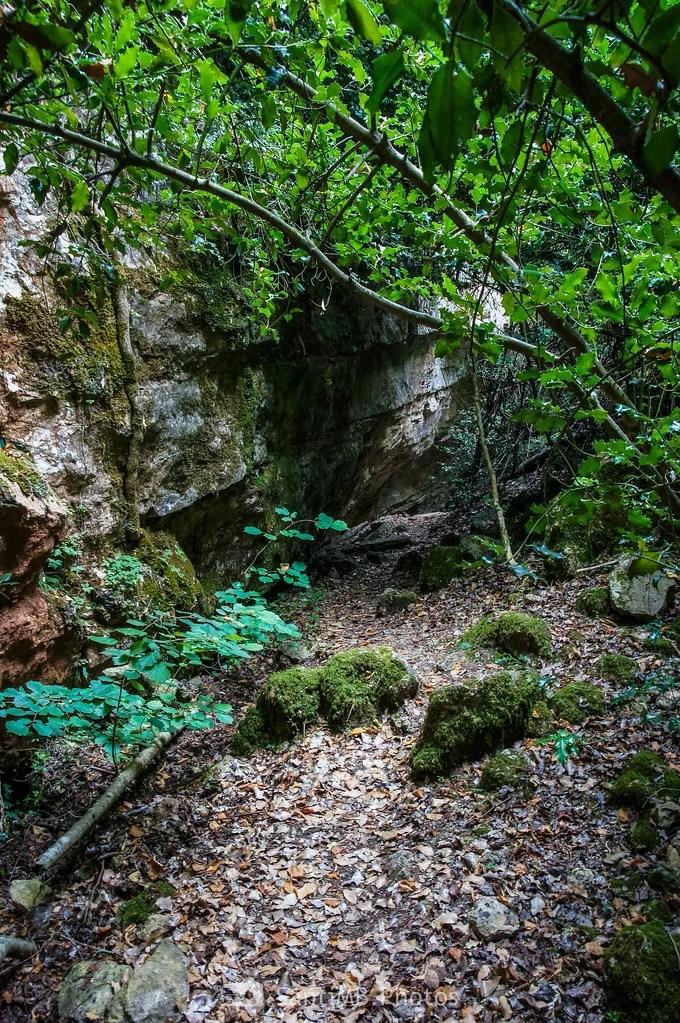 El sendero escondido