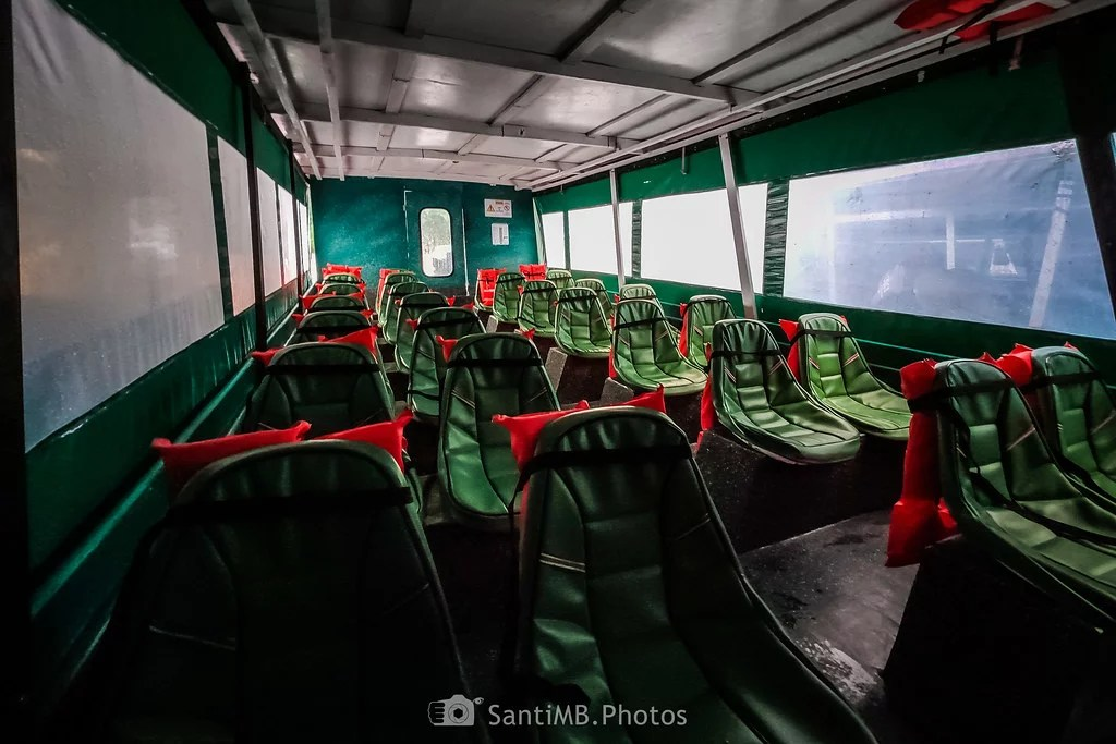 Bienvenidos a bordo