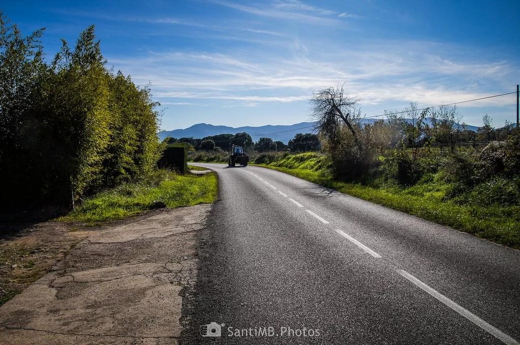Tráfico rural
