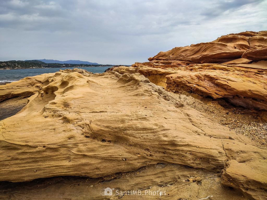 Roca fibrosa