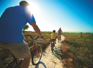cayo costa biking