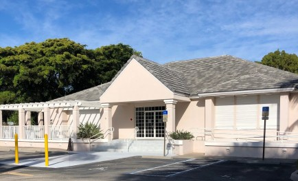 The former Suntrust Bank building, at 2406 Periwinkle Way, will be the main office of the Sanibel Captiva Community Bank.