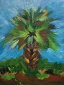 Cabbage Palm by Renee Chastant