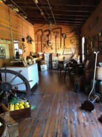 Bailey store back room
