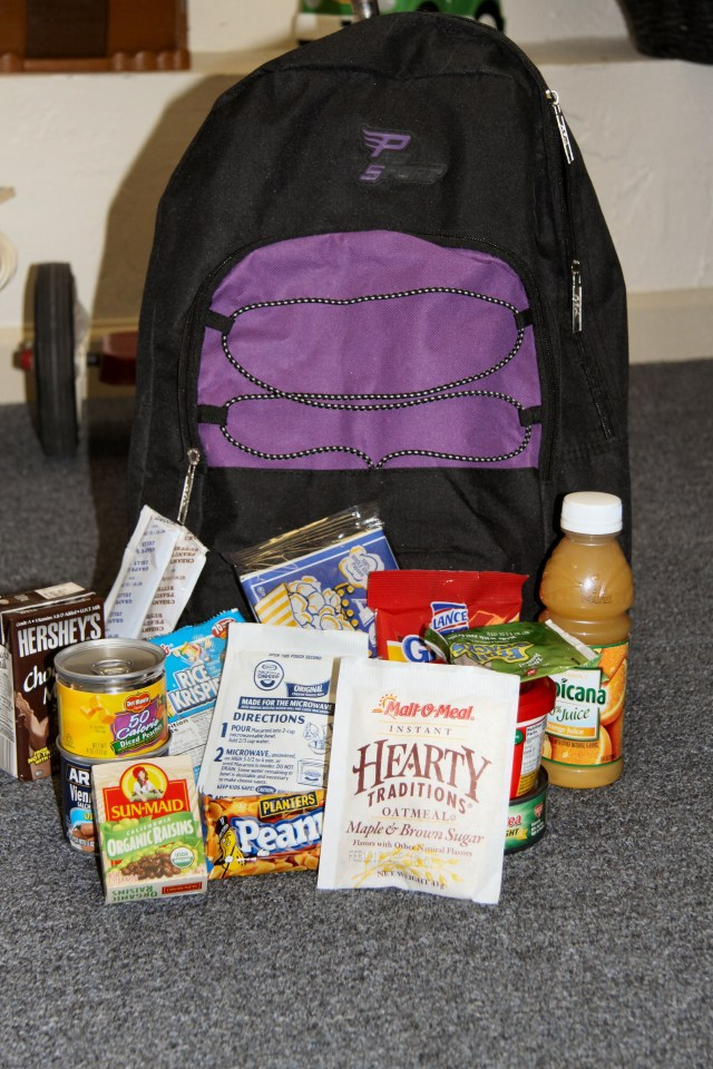 F.I.S.H. Backpack Program Feeds Local Youth