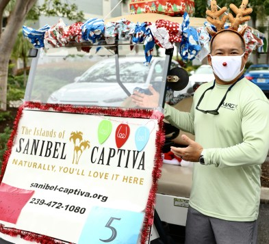 Sanibel & Captiva Islands Chamber of Commerce President & CEO John Lai