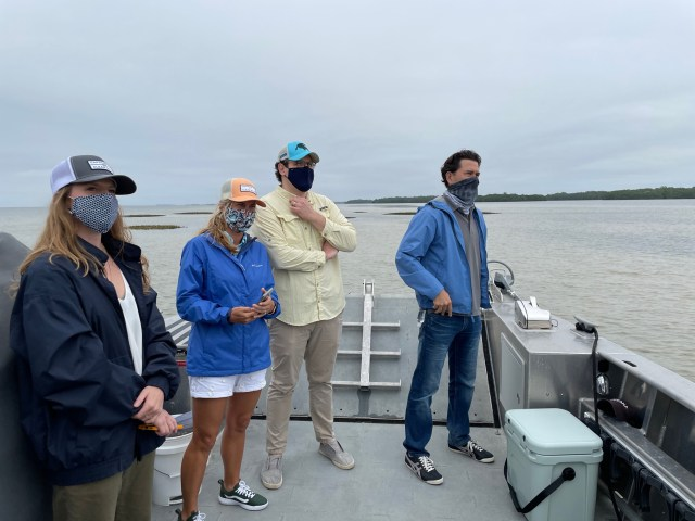 Partnership Aims to Restore Estuaries, Everglades