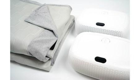 Hyrdo-powered Chili Sleep thermal mattress pad