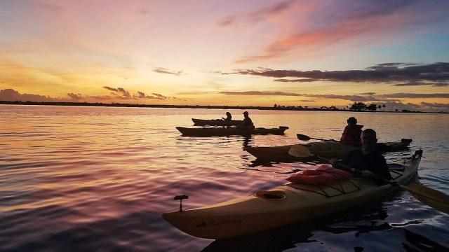 Ocean Tribe Paddling Club Enjoys Local Waters in Monthly Meetups