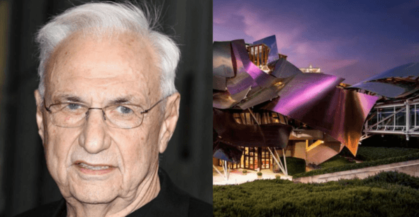 TASARIMCI FRANK GEHRY