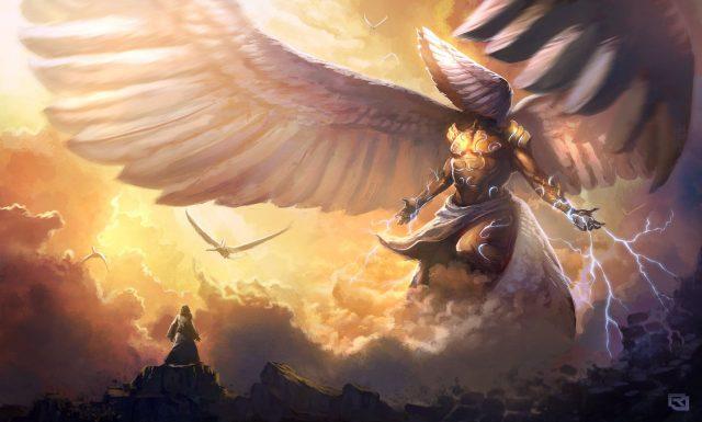 Anjos Serafins: Ardendo de Paixão por Deus