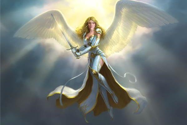 Nith-Haiah Anjo da Sabedoria e Magia