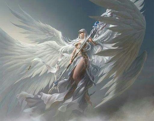 Anjo da Motivação de Sehaliah