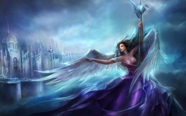 Anauel Anjo da Unidade – Anjo da Guarda