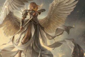Anjo da guarda Elemiah