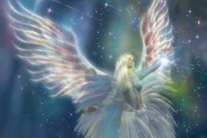 Anjo da guarda Yehuiah