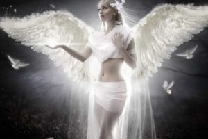 Anjo da guarda Mahasiah