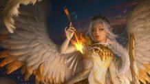 Significado e simbolismo do anjo número 698