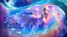 Significado e simbolismo do anjo número 4555