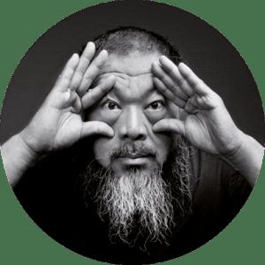 Ai Weiwei (Pequim, 1957) - artista plástico e ativista chinês