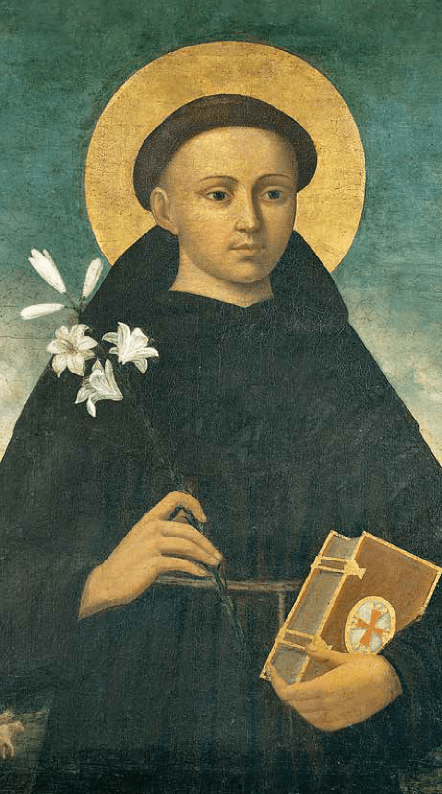 Mensageiro De Santo Antoniopequena Vida De Santo Antonio