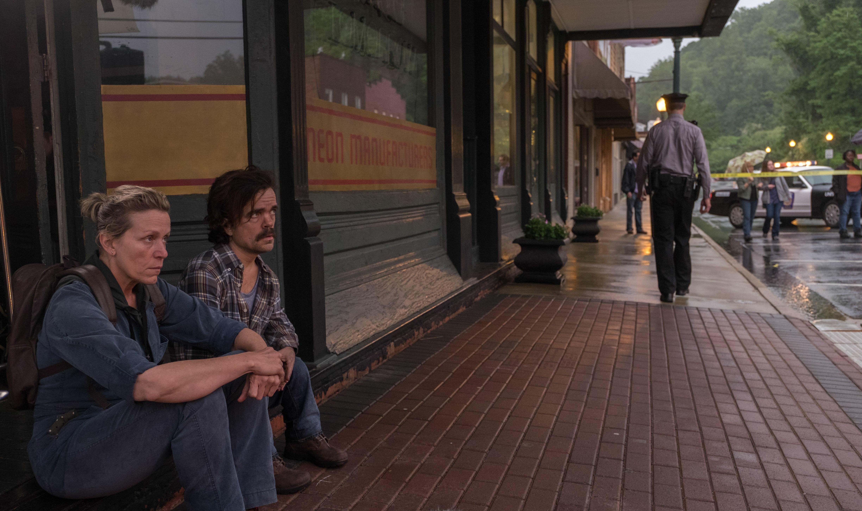Três Cartazes à Beira da Estrada, Martin McDonagh, Drama, M/16, Big Picture Films, GB/EUA, 2017