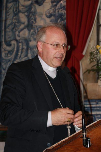 D. Virgílio do Nascimento Antunes, bispo de Coimbra