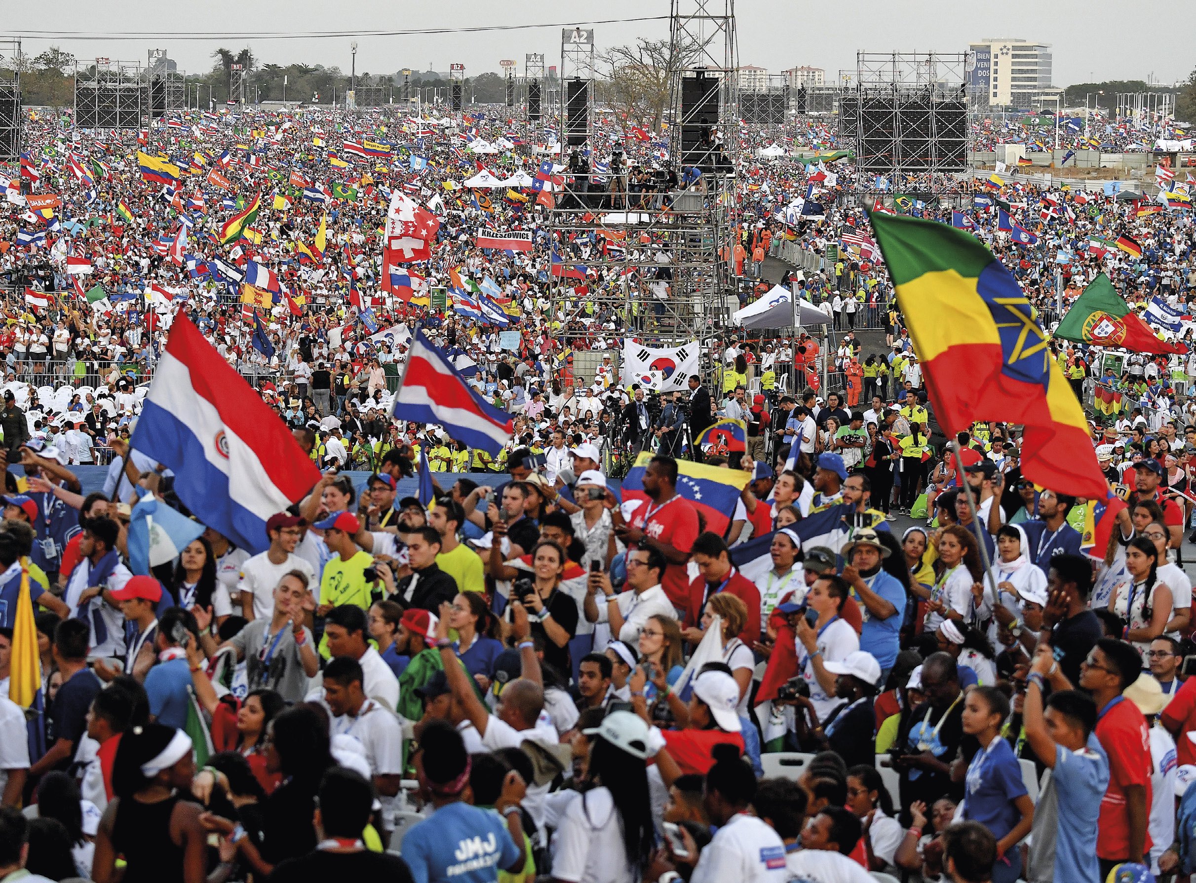 Jornada Mundial da Juventude 2019, Panamá