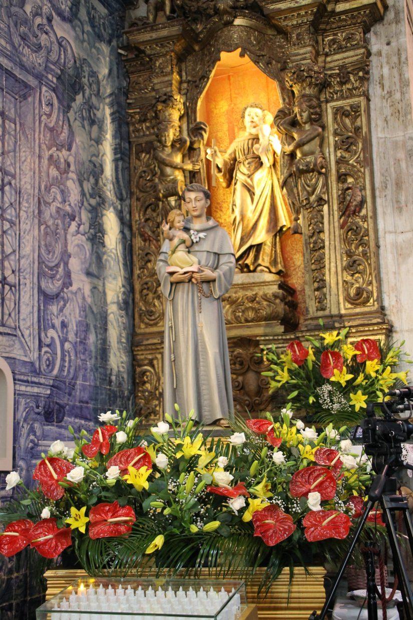 Igreja de Santo António dos Olivais, 13 Junho 2019