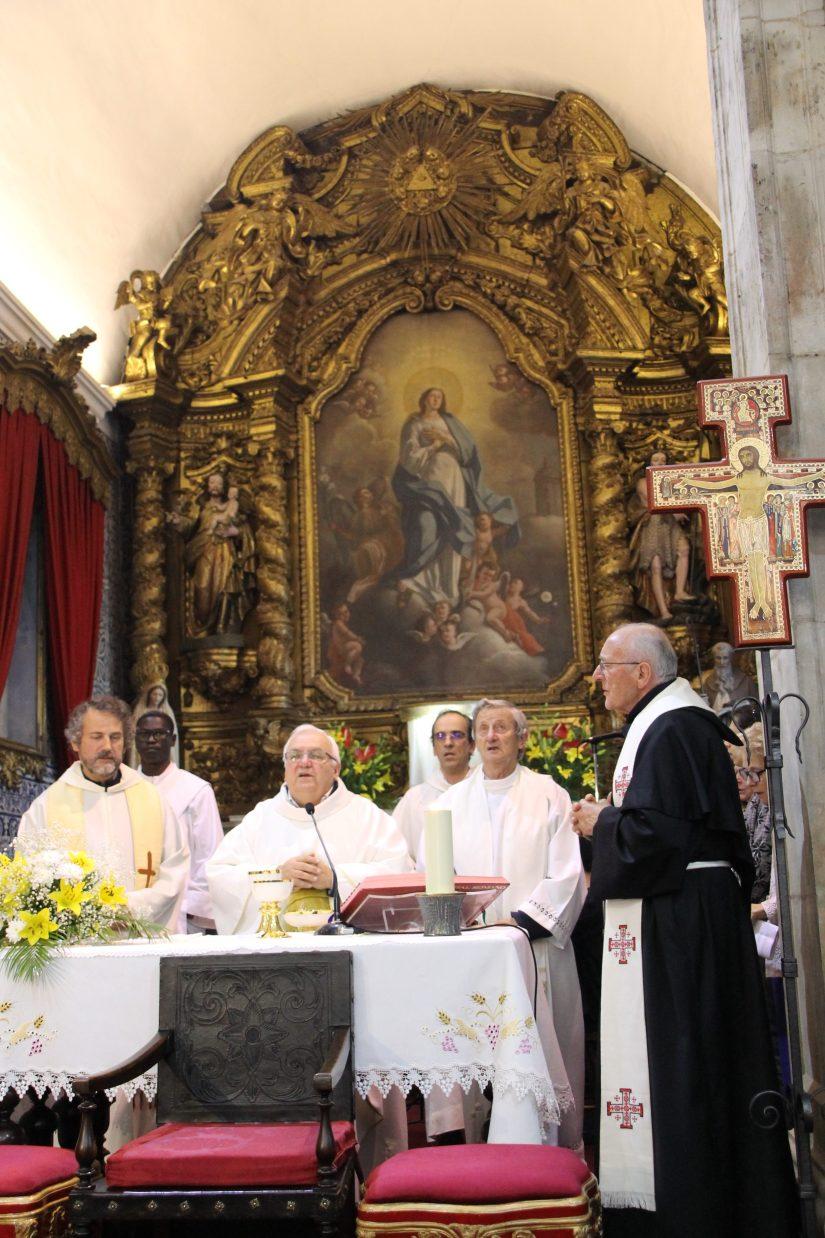 Igreja de Santo António dos Olivais, missa festiva, 13 Junho 2019