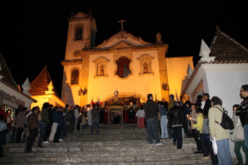 Igreja de Santo António dos Olivais, procissão, 13 Junho 2019