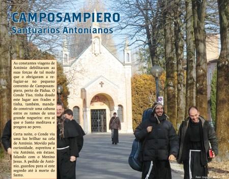 Calendário Antoniano Novembro 2020