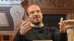 Ricardo Zózimo, Diálogos com António 2020: A Economia de Francisco, Coimbra, 1  de março 2020, Foto MSA.